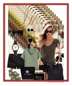 """M.K"" by munira-492 ❤ liked on Polyvore featuring Uniqlo, Chanel, Jennifer Meyer Jewelry, Bling Jewelry, Breda, Nina Ricci, Yves Saint Laurent and Dolce&Gabbana"