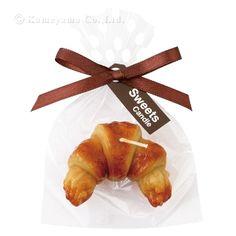Sweet Candle Mini: Croissen