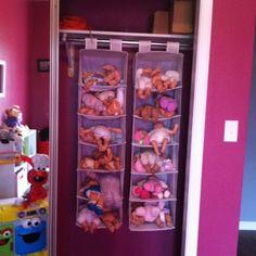 Baby doll organization