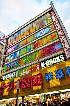 Akihabara, Tokyo by Kona Photos, via Flickr