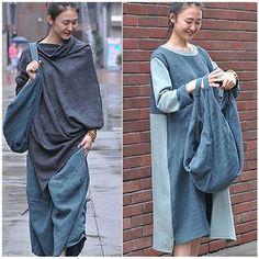 Bag - Women Linen Shoulder Bag