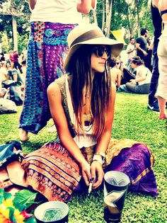 Hippie Chic / Music Festival
