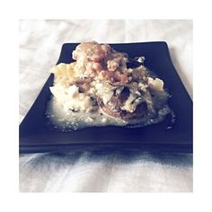 Comfy Sunday / Fashion.Lifestyle.Foodies blog | Gratin X Champignons, Chou-Fleurs, Homard & 3 Fromages | Gratin X Mushrooms, Cauliflowers, Lobster & 3 Cheeses