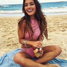 Love this bikini.
