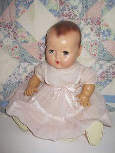 """Effanbee DYDEE DY DEE Mold 3 15"""" Sweet Baby Doll"""