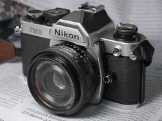 Nikon 35mm SLR