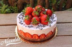 Joghurtos epertorta – sütés nélkül | Nassolda