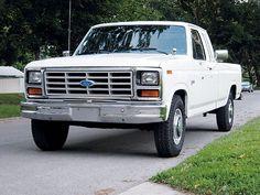 Image result for Ford F250 6.9 diesel