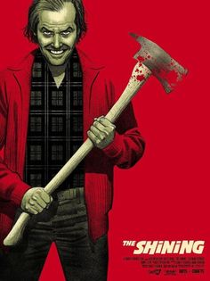 'The Shining' by Greg Smallwood