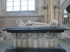 Tombeau de Pierre II de Beaujeu et d'Anne de Beaujeu - Eglise Saint-Pierre-et-Saint-Paul (XIe-XVe), Souvigny