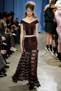 Look 25 Adam Selman Fall 2015 Ready-to-Wear - Collection - Gallery - Style.com