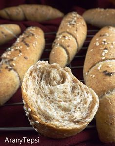 Serbian Recipes, Ciabatta, Graham, Muffin, Food And Drink, Bread, Breakfast, Education, Products