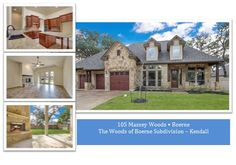 105 Massey Woods, 78006, Boerne, MLS# 1149184, $419,990, 4/3/3, 2532 sqft, REALTOR incentives, Yvonne Moreno-Kidd (210) 643-7288  #ReMaxCorridor #BoerneNewConstruction, #78006Homes, #BoerneISDHomes #CoventryHomes