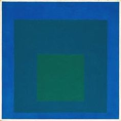 Josef Albers 'Study for Homage to the Square: Beaming', 1963 © The Joseph and Annie Albers Foundation/VG Bild-Kunst, Bonn and DACS, London, 2015