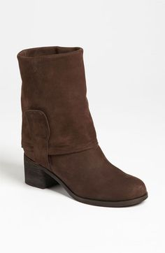 These are super-cute casual boots!  They would be great with jeans and a tee.  Wish they were in my closet now.  Love these!    Eileen Fisher 'Hint' Boot | Nordstrom