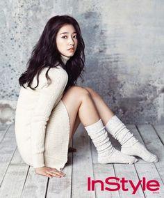 Park Shin Hye - InStyle 2