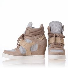 Ash Footwear Cool Wedge Sneaker