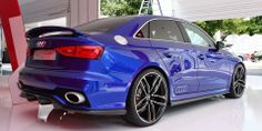 Wow. Audi A3 clubsport quattro concept at Wörthersee