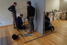 team Building indoor costruzione di gruppo