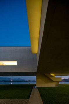 Biblioteca Municipal, Viana do Castelo, Portugal by Alvaro Siza Architect