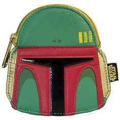 Star Wars Boba Fett Coin Bag
