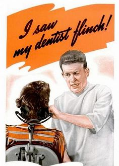 Dentyne Chewing Gum ad from 1940