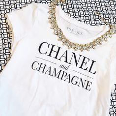Beaverbrooks | Chanel and champagne #Beaverbrooks #classicwedding #Chanel