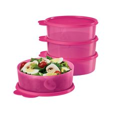 Prep your salads ahead of time and keep them fresh in Big Wonders® Large Bowls. #mealprep#tuplove http://my.tupperware.com/missyme