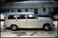 1958 Mercedes-Benz Ponton - 190 Kombi - Binz-body -   Classic Driver Market