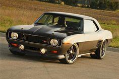 '69 Customized Chevy Camaro