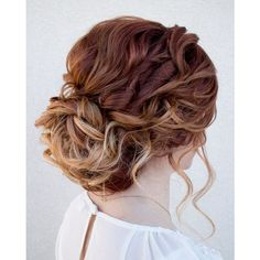 You Woke Up Like This 16 Messy Updos ❤ liked on Polyvore featuring hair