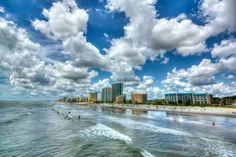 2nd Avenue Pier - N. Ocean Blvd. Myrtle Beach, SC @ Matthew Trudeau Photography
