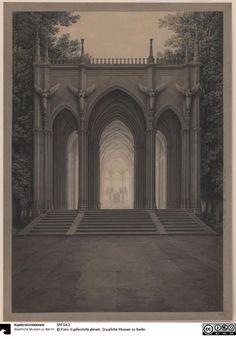 Schloss Charlottenburg, Mausoleum der Königin Luise - Das Erbe Schinkels - Der Onlinekatalog - SM 54.3
