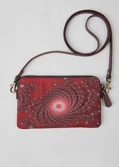 VIDA Statement Bag - ladybug bag by VIDA kCOu2