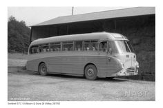 Displaying Central Garage_Great Witley_Arthur Moore & Sons_Sentinel STC 6 Bellhouse Hartwell reg NLR 850_28 July 1965_1.jpg