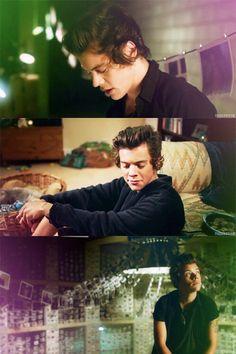 Harry, you beautiful thing you.