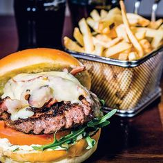 The best burgers in London