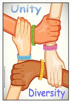 Poster on Uniting Diversity Diversity Display, Diversity Poster, Diversity Quotes, Equality And Diversity, Unity In Diversity, Cultural Diversity, Diversity Bulletin Board, Diversity In The Classroom, Bulletin Boards