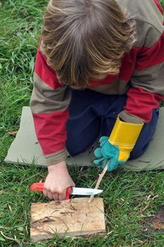 Benefits of Forest Schools | Kindling Play and Training