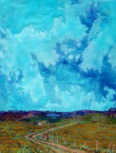 Cindy Hoppe, Saskachewan fibre artist