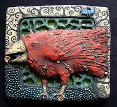 Love this relief tile