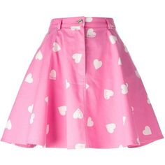 Moschino heart print skirt and other apparel, accessories and trends. Browse and shop 8 related looks.