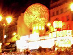 Moulin Rouge in Paris, France France Photography, Image Photography, Edward Lee, Le Moulin, Paris France, Ceiling Lights, Home Decor, Moulin Rouge, Decoration Home