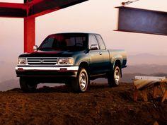 Toyota T100 Xtracab 4WD '1995–98