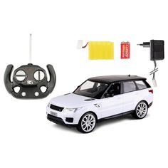 SIVA Range Rover Sport, weiss Nikko, Carrera Rc, Rc Autos, Range Rover Sport, Toys, Vehicles, Toy, Activity Toys, Rolling Stock