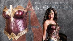 How to make Wonder Woman Cosplay Armor - Wonder Woman Breastplate