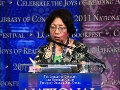 Dolores Kendrick: 2011 National Book Festival