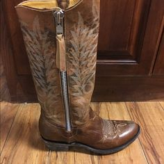 Brown Old Gringo Boots Brown Old Gringo L340-148 Boots Old Gringo Shoes