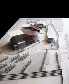 Gallery of Sejong Art Center Competition Entry / H Architecture + Haeahn…