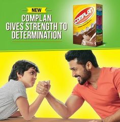 INN LIVE NETWORK: Tamil Actor 'Suriya' Endorsed 'Complan' As 'Brand ...